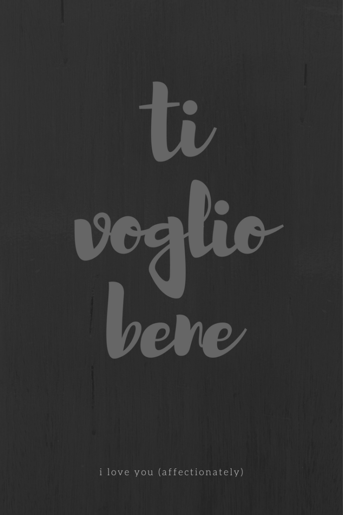 Frasi d'amore, ti voglio bene, by Via Optimae, www.viaoptimae.com